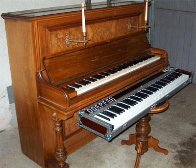 Die Besten Klaviere skyline quartet klavier